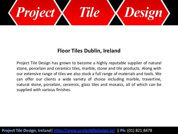 Flooring tiles Ireland