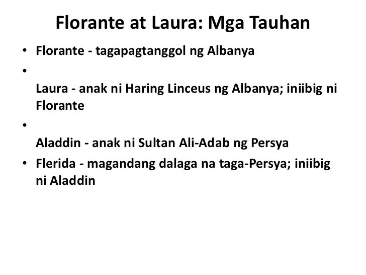 florante at laura english synopsis