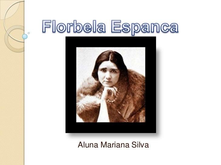 Aluna Mariana Silva