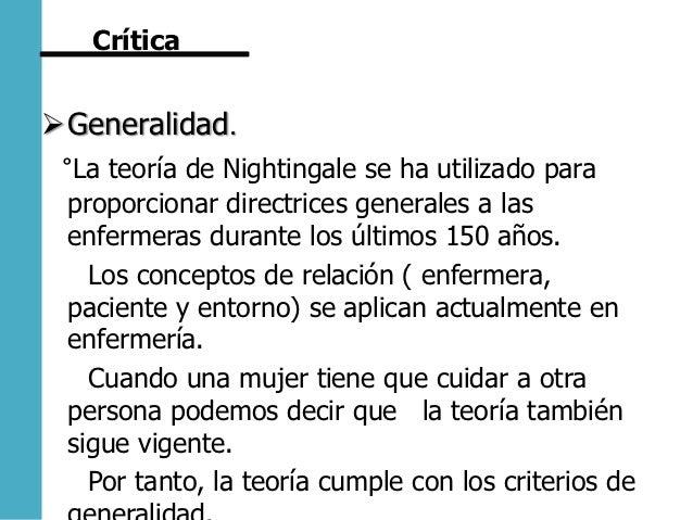 El Cuidado Florence Nightingale