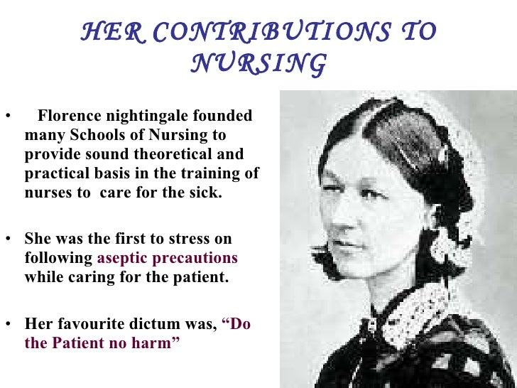 reaction paper on the life of florence nightingale Full-text paper (pdf): florence nightingale: the mother of nursing end of life: florence nightingale in the last years of her.