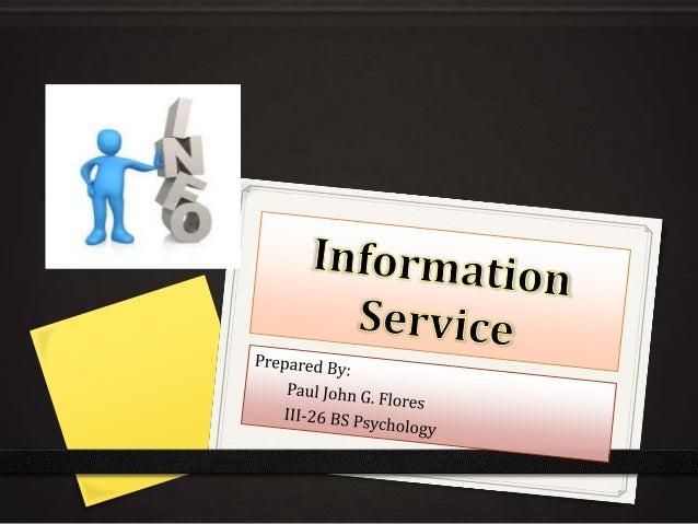 Flores information