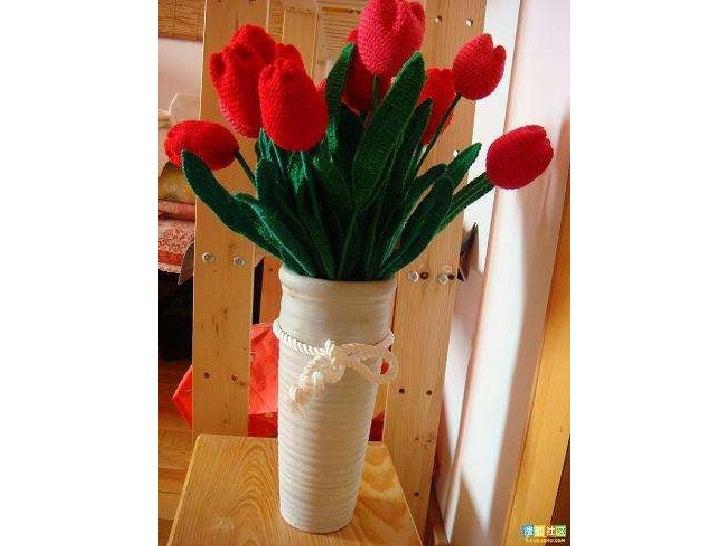 Flores de croche 11