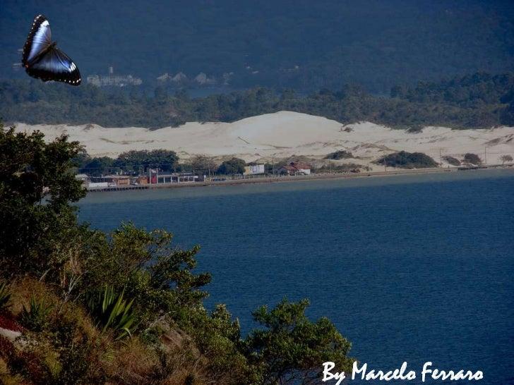 Florianópolis dunas na joaquina