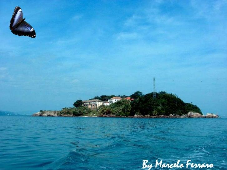 Florianópolis ilha anhatomirim