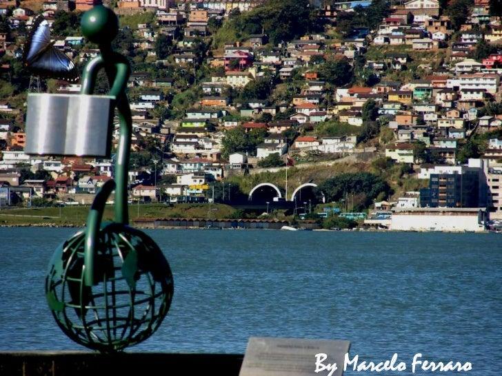 Florianópolis parque coqueiros