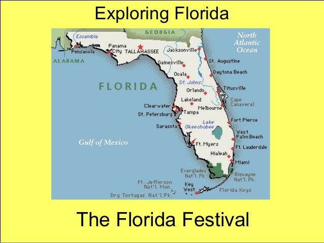 3rd Grade Florida Festival 2013