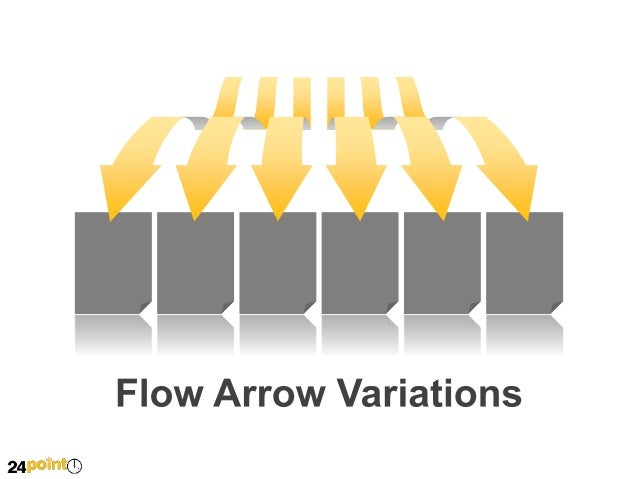 Flow Arrow Variations