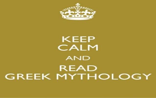 Greek Flower Myths