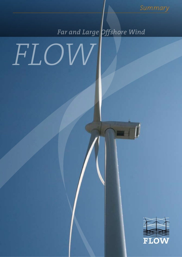 FLOW - Far and Large Offshore Wind (Summary)
