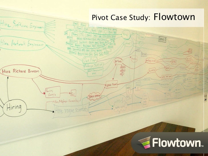 Flowtown case study for #sllconf