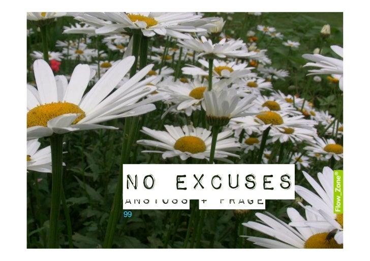 No_ExcusesAnstoss + Frage99