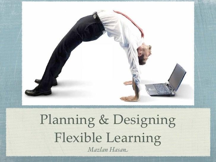 Flexible Learning & Technologies