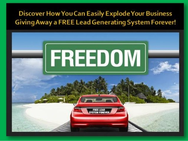 List Building System: The Free Lead System Forever Process for Network Marketing