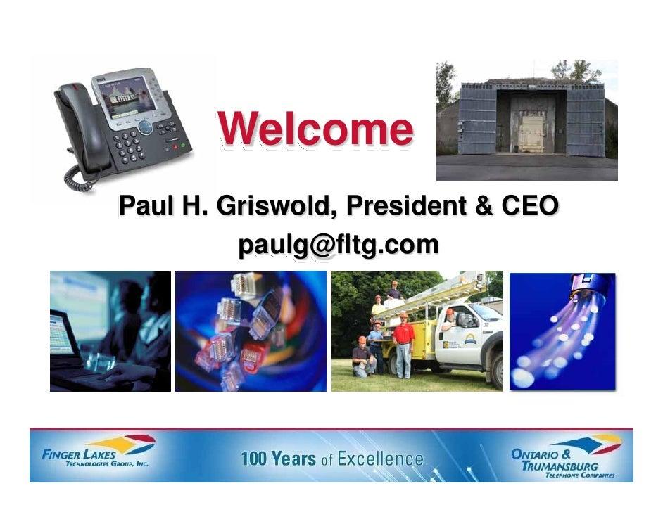 Fltg & Otctbg   2008 Company Profile   Small File