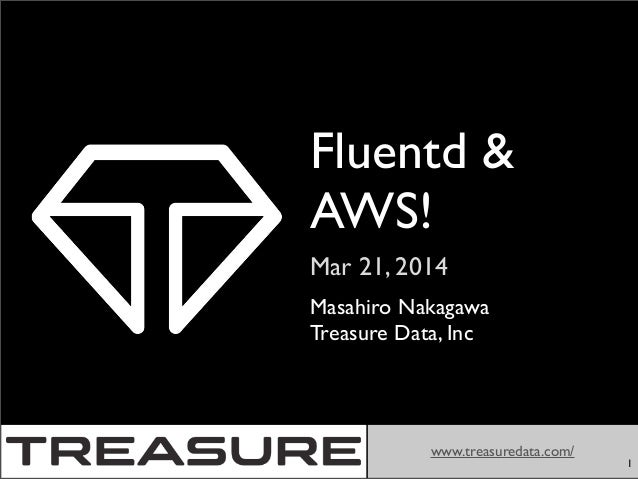 Fluentd and AWS at classmethod