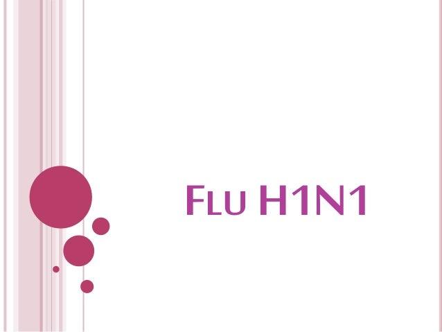 FLU H1N1
