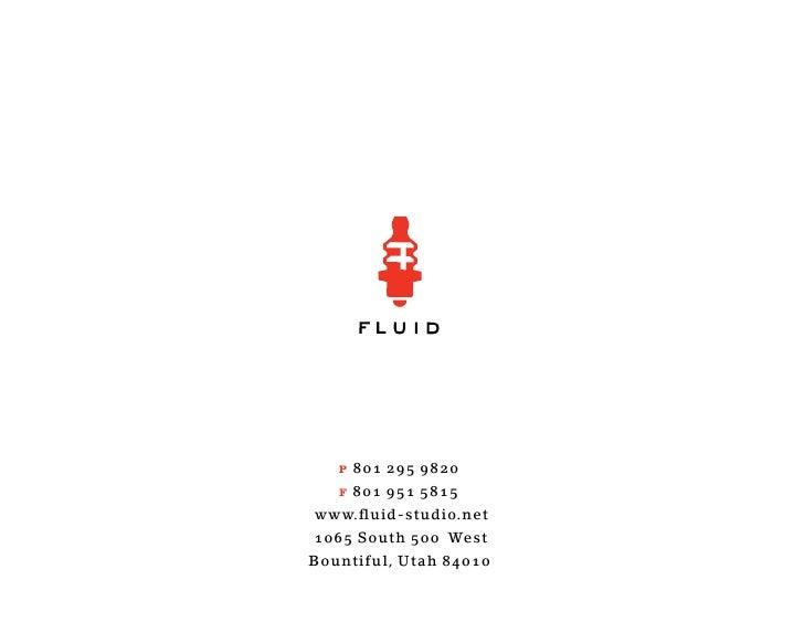 Fluid Studio Social Media (LinkedIn) for Business Presentation