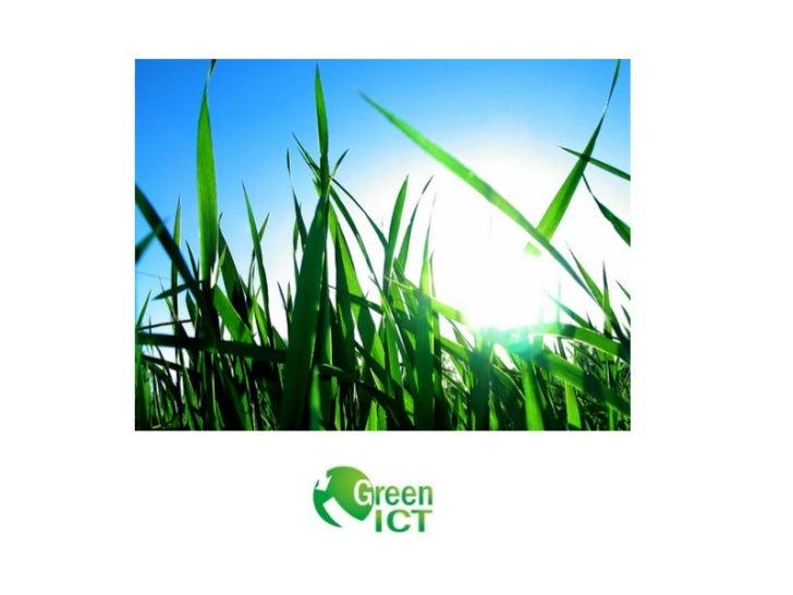 Développement Durable et Green IT