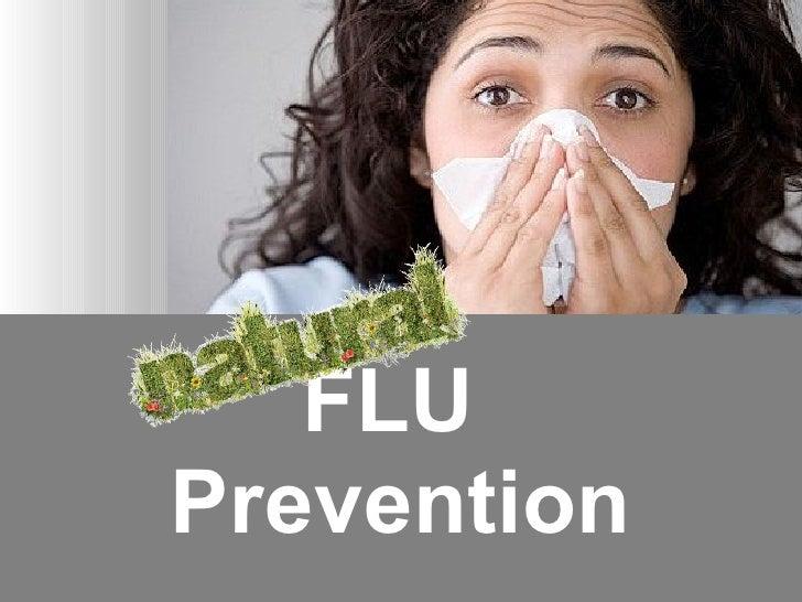 Flu Prevention Presentation Slideshare