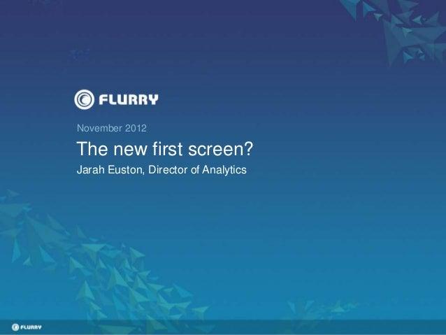 Flurry variety appconference_29nov12