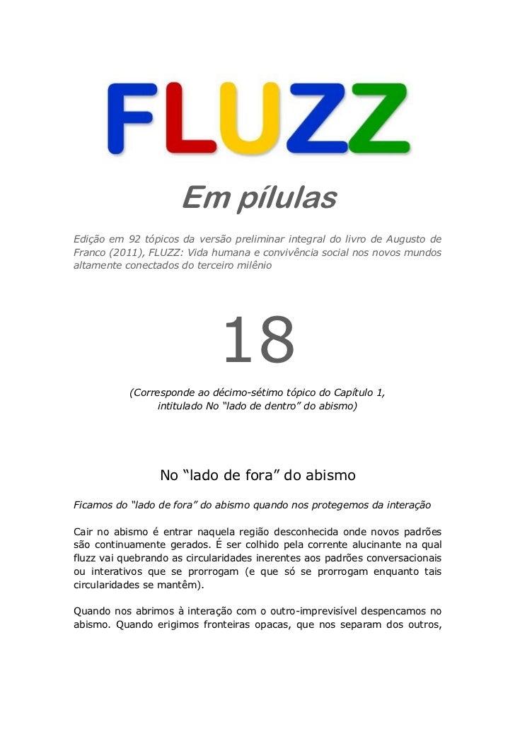 Fluzz pilulas 18