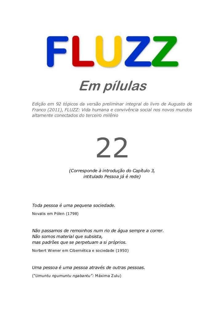 Fluzz pilulas 22