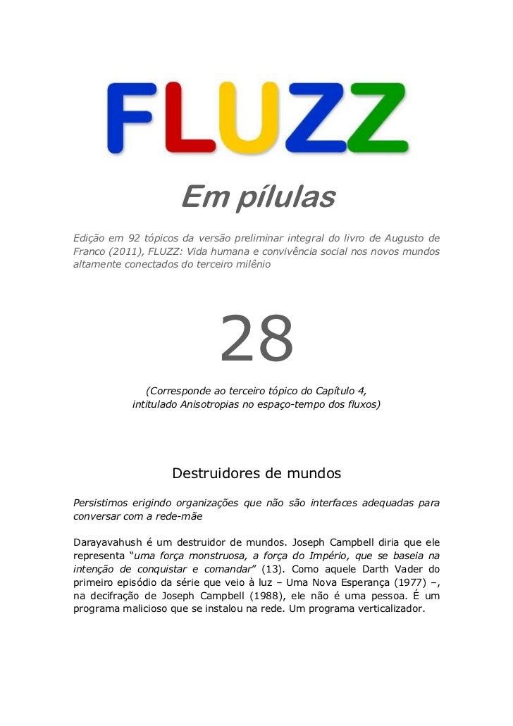 Fluzz pilulas 28