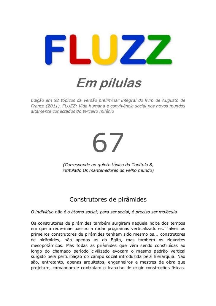 Fluzz pilulas 67