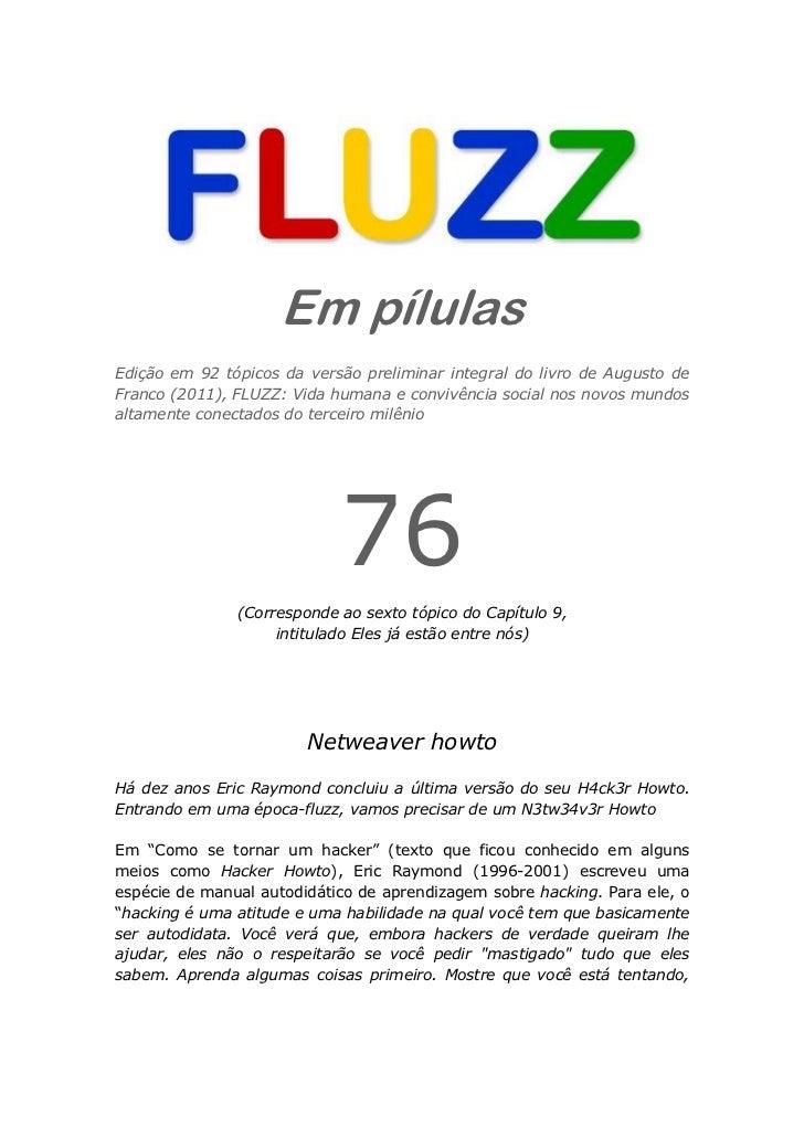 Fluzz pilulas 76