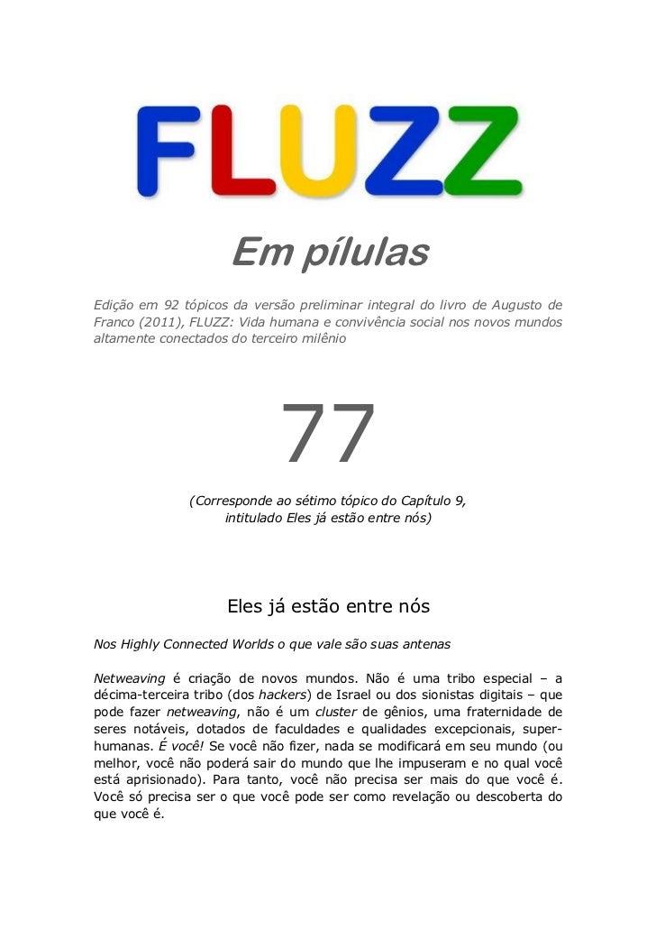 Fluzz pilulas 77