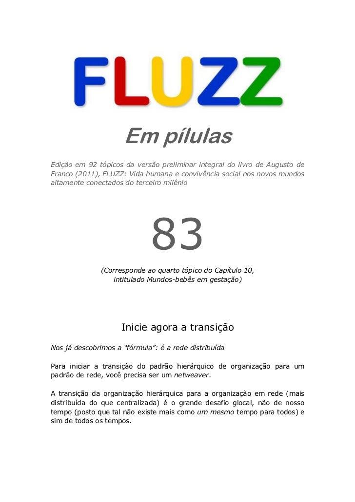 Fluzz pilulas 83