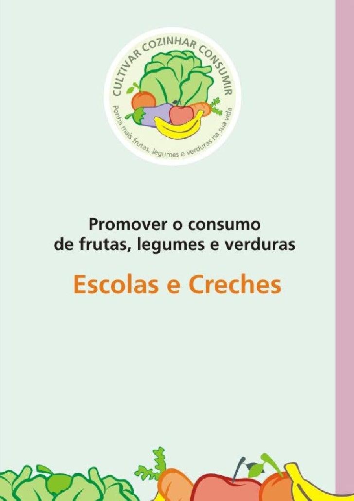 Importância de promover o consumo de Frutas,                              Apresentação                                    ...