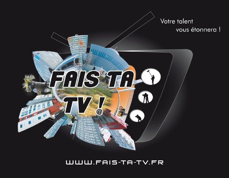 Fly fais-ta-tv