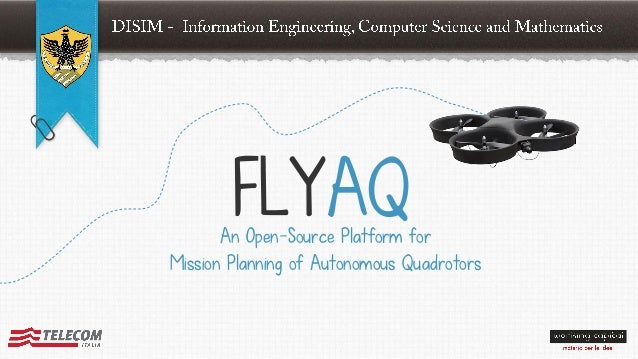 An Open-Source Platform forMission Planning of Autonomous Quadrotors