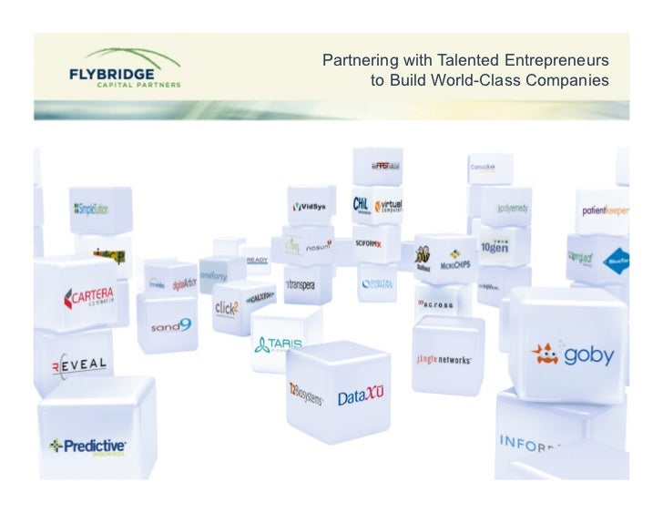 Partnering with Talented Entrepreneurs      to Build World-Class Companies                  CONFIDENTIAL PRESENTATION   PA...