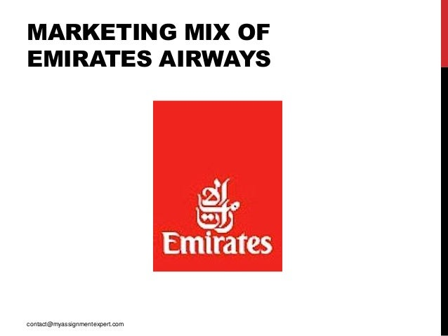 marketing mix of qatar airways Etihad airways - marketing  objectives and also on the 7 p of the marketing mix  based airlines but also include airlines like qatar airways,.