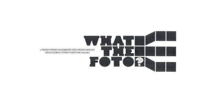 WTF? ist eine kollaborative Software   Frontendzur Verwaltung von Fotos für Agen-       Lukas Fröhnerturen und deren Kunde...