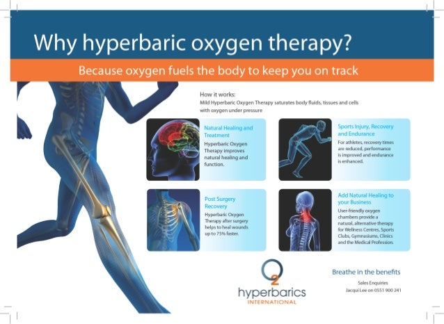 Why hyperbaric oxygen therapy for Table 6 hyperbaric treatment