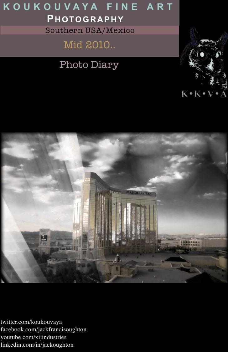 Flyer   koukouvaya fine art photography - southern usa + mexico