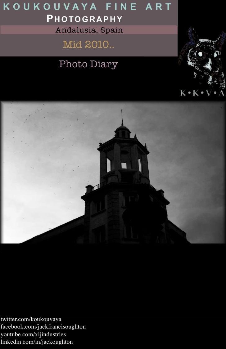 Flyer   koukouvaya fine art photography - spain