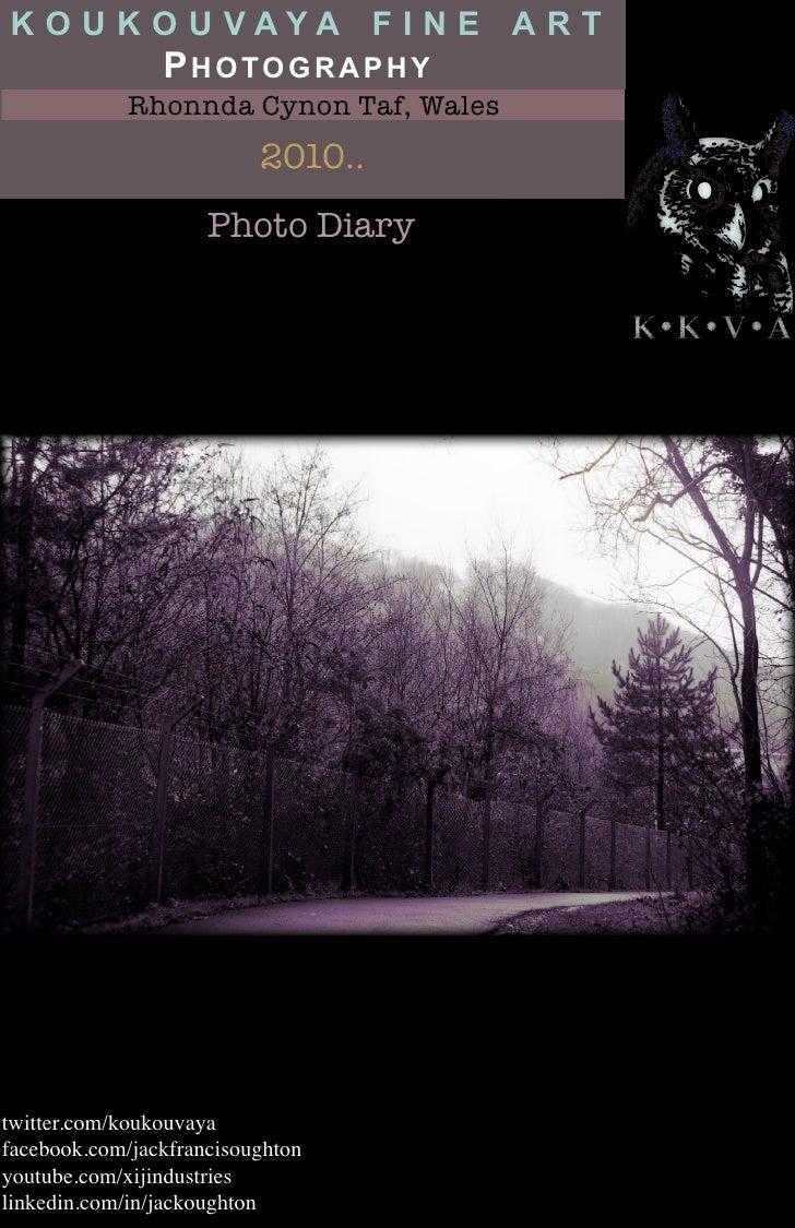 Flyer   koukouvaya fine art photography - wales