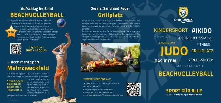 Aufschlag im Sand                 Sonne, Sand und Feuer       BEACHVOLLEYBALL                                             ...