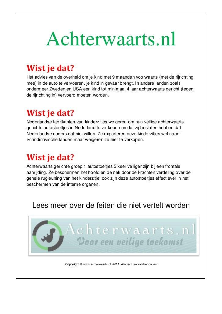Flyer Achterwaarts.nl