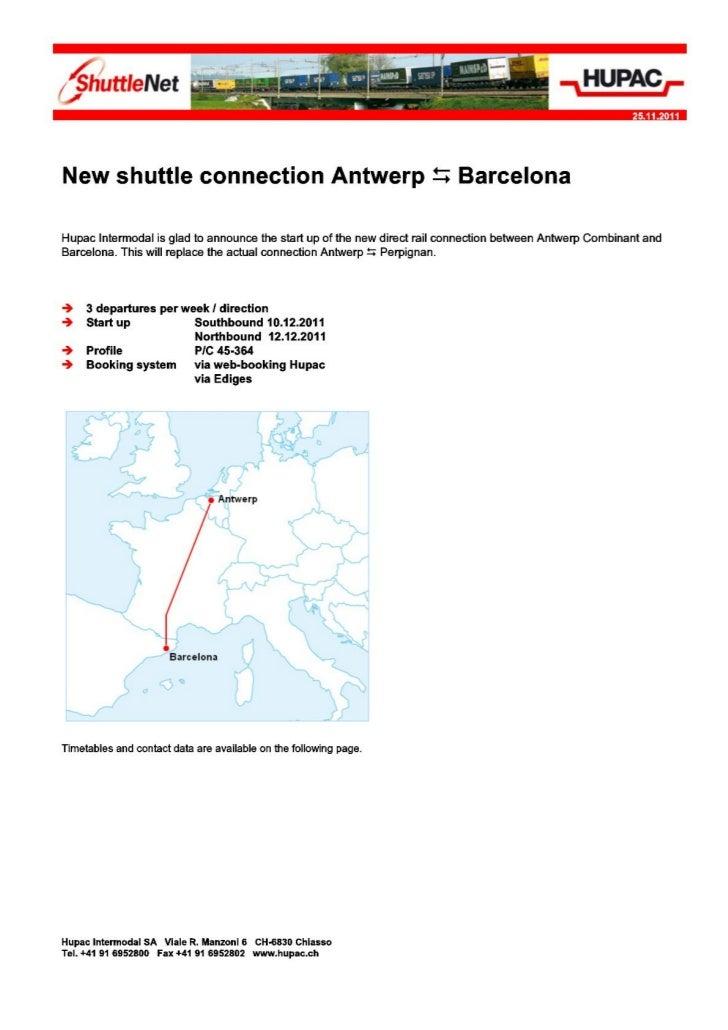 Flyer antwerp barcelona