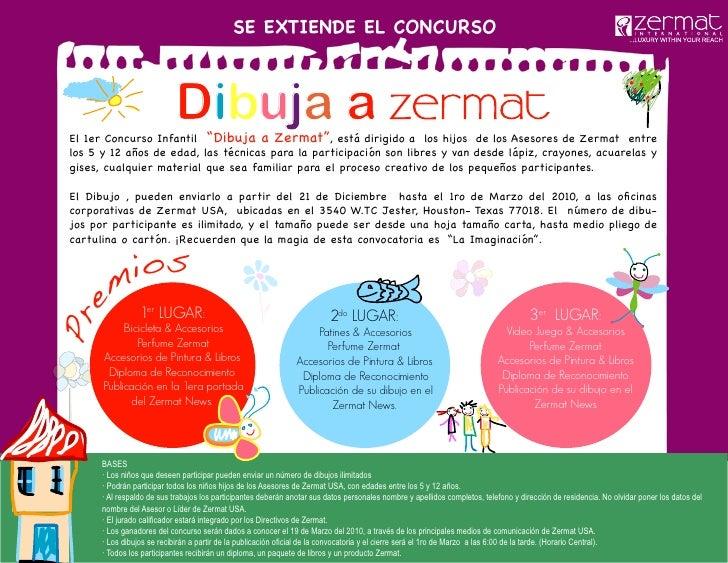 Concurso Dibuja a Zermat