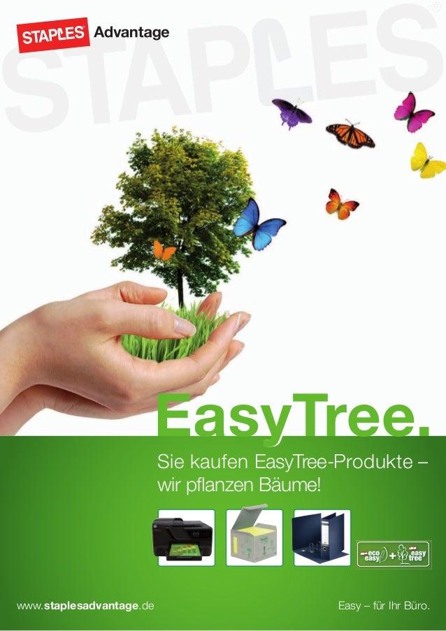 EasyTree.                         y                          Sie kaufen EasyTree-Produkte –                          wir p...