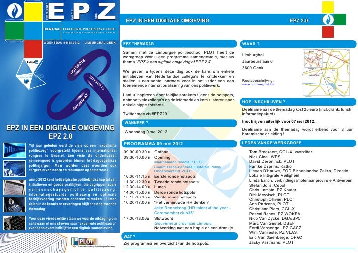 Flyer epz20 genk