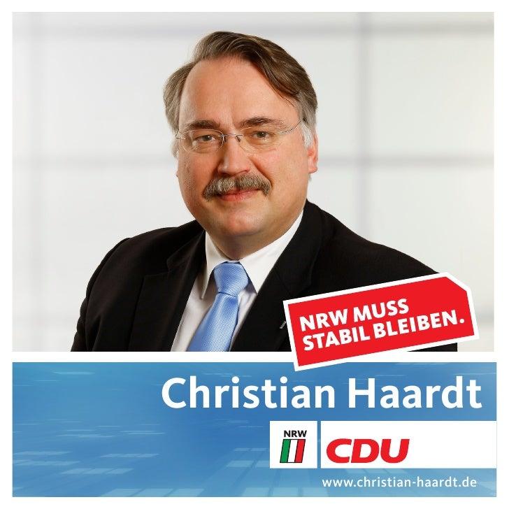 Christian Haardt         www.christian-haardt.de