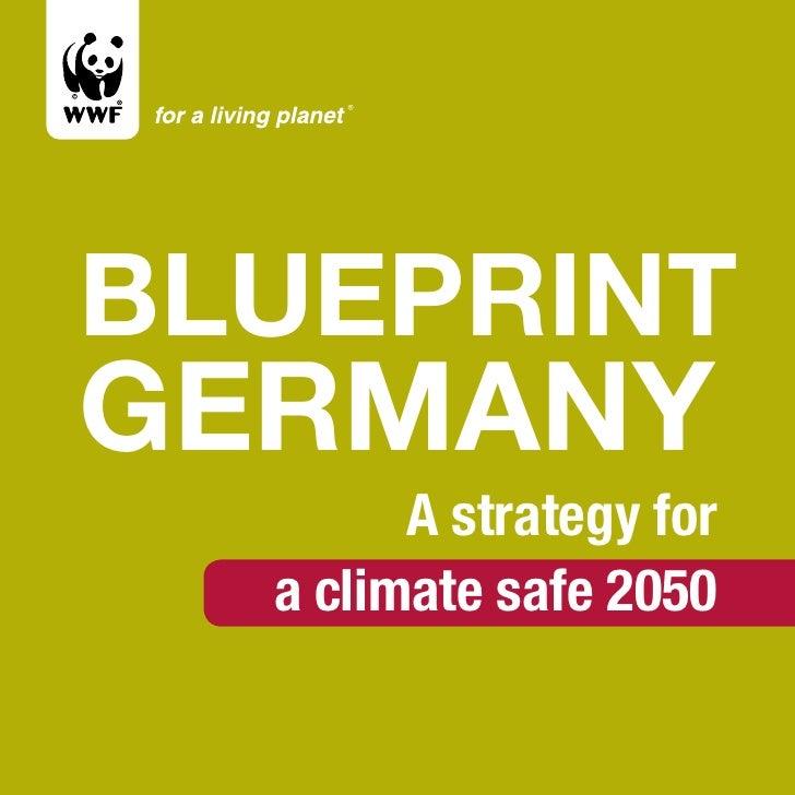 Blueprint Germany - Flyer